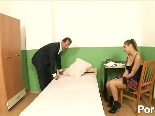 Slutty School Girls 3 - Scene 2