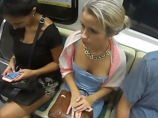 Candid Beauty Downblouse