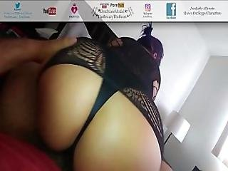 Las Vegas Stripper Rides My Cock In Her Lingerie And Sexy Black Thong Pov