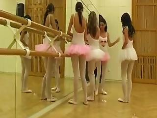 Twisted Sex Hot Ballet Gal Orgy