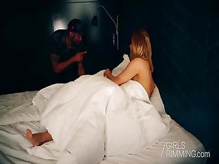 Antonio Decides To Pimp Out Girlfriend Sade And Naked Blonde Chrissy To Homeboy Dru In Exchange For His Suv! While Both Girls Are Sleeping, Antonio Quietly Exits The Room And Leaves