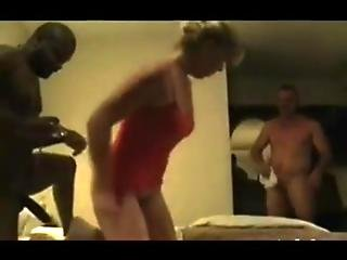 Husband Filmed His Wife Get Fucked Threesome