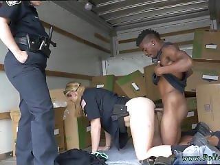 Black Suspect Taken On A Tough Ride