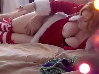Redhead Christmas Fuck