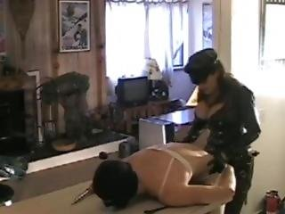 Mistress Siss Gets Strapon