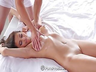 Pornpros - Beautiful Latina Nina North Big Oily Tits Fucked