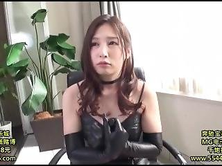 Long And Short Leather Gloves Bj Hj Mix