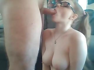Busty Teen In A Nasty And Hard Deepthroat