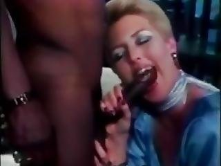 Juliet Anderson Aunt Peg Enjoying A Black Cock