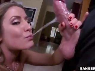 Sheena Shaw Best Sloppy Blowjob