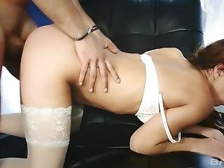 Diana Gets Fucked In The Dressing Room