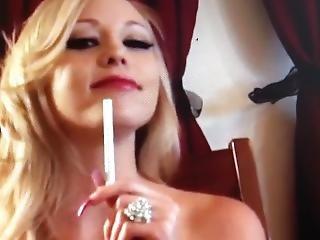 Smoking Fetish, Long Fingernails, Pantyhose And High Heels 20 Videos