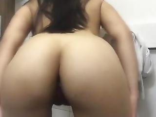 Horny Asian Slut Cannot Wait For Dick