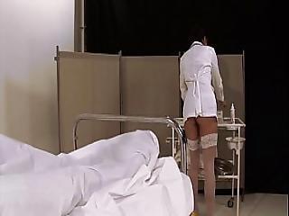 Sexy Nurse Fucks Her Patient