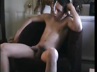 Cute Straight Youngster Sucked Off By Gay Producer! He Needed To Loosen Him Up A Bit So He Started Eating That Sweet Dick!