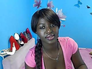 Africana, Preta, ébano