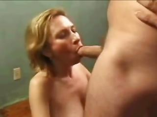 Sucking On A Mouthful