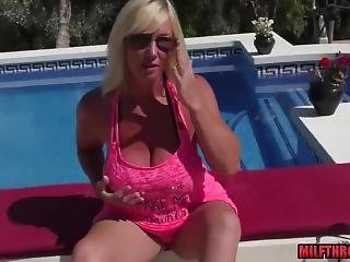 British Mommy Procreation And Money Shot Hd
