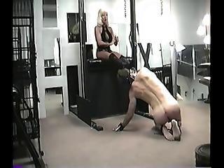 Discipline Of A Slave Clip 3