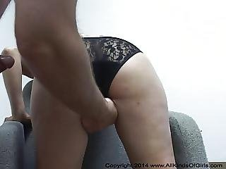 Anal Mexican Granny Has A Nice Round Booty