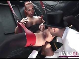 Busty Keira Farrell Is An Aerobics Anal Slut
