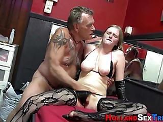 Teen Prostitute Cumshot