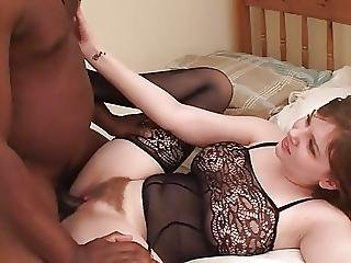 Wife With Hairy Pussy Fucks Her Co-worker