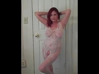 Redhot Redhead Show 8-23-2017 Pt. 2 (lingerie Photoshoot)