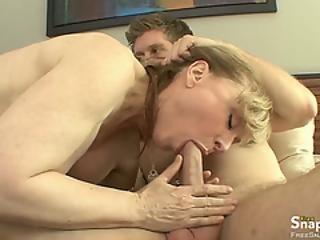 Mature Milf Loves  Sturdy Dick