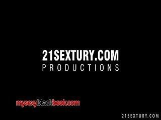 Mysexyblackbook.com Presents Aletta Ocean Solo Masturbation