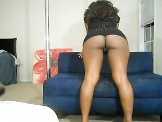 Black Girl Farting 02