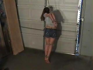 Matty In The Garage