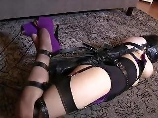 Bondage Girl By Jj Plush Born To Be Bound