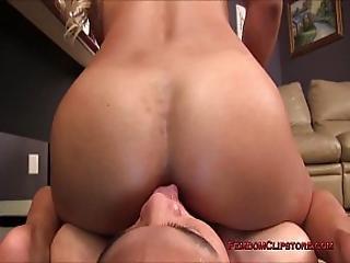 Lana Violet - Asian Facesitting