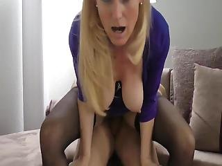 Sexy Milf With Big Saggy Tits Gets Filled Up With Cum By Ex