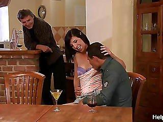 Juicy Wife Enjoys Cuckolding