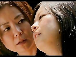 Wet Sand In August Japanese Lesbian