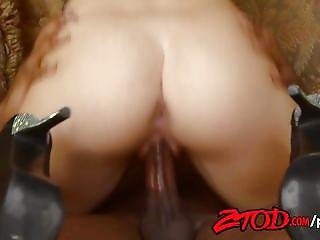 Bibi Noel Loves Big Black Cock