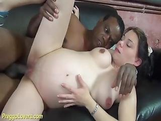 Young Pregnant Teen Big Cock Fucked
