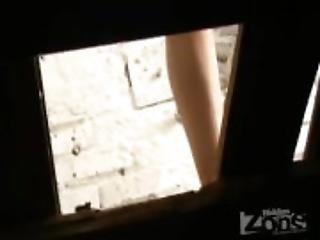 Peeping in the toilet 1598