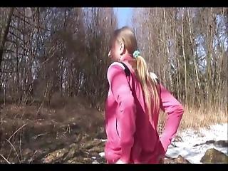 Outdoor Pee Farts