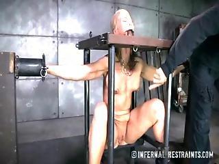 Bsdm, Bionda, Bondage, Prosperosa, Morsa, Che Piange, Umiliazione, Milf, Orgasmo, Vibratore