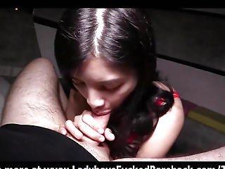 Lady-man Nokyung Bareback Debutante