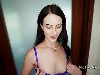 After Come Back Home Bf Caught His Tiny Girlfriend Alex Harper Ruined His Baseball Collection So Then He Pulled Out His Huge Dick And Fucked Her Tight Cunt