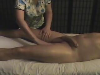 Massage.hidden Cam Happy Ending