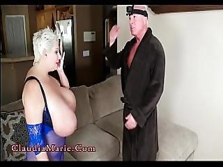 Claudia Marie Lesbisk porno