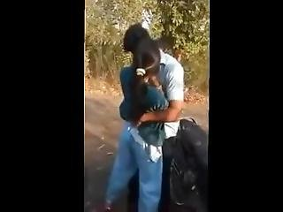 Gf Bf Hard Kissing In Public