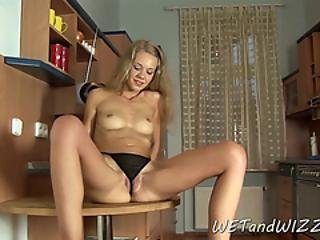 Going Solo With Dildo