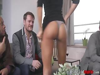 szexi ében lányok videó