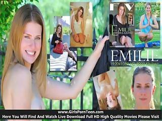 Emilie Amateur Sexy Teen Gorgeous Busty Full Movies